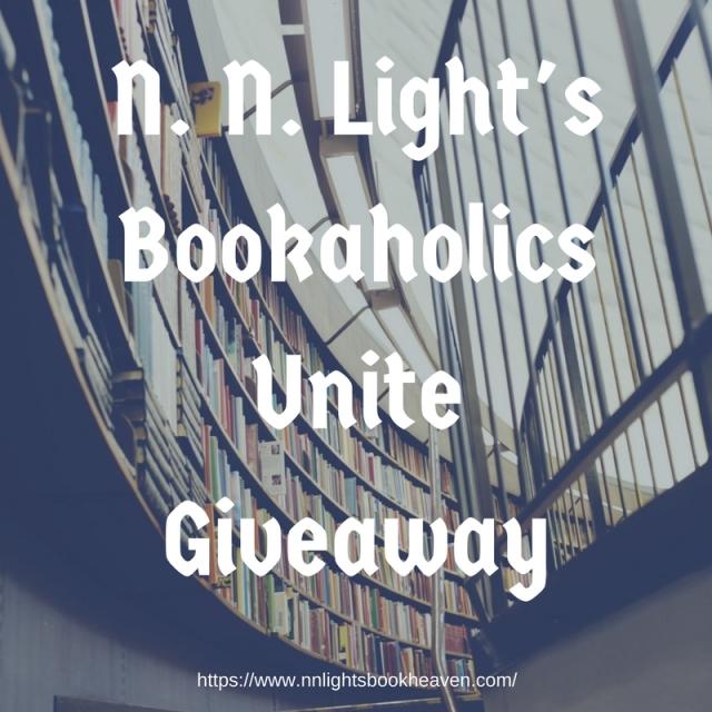 N. N. Light's Bookaholics Unite Giveaway