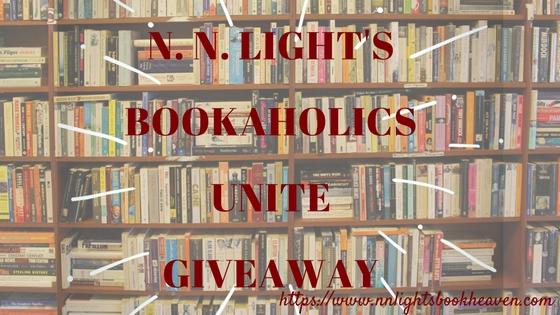 NNLight's Bookaholics Unite Giveaway Header