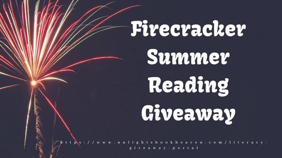 Firecracker Summer Reading Giveaway 1